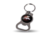 Denver Broncos Key Chain Bottle Opener