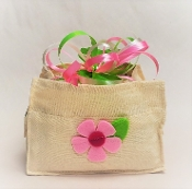 Spring Chocolate Triple Stack (within canvas tote)